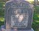Sarah Jane <I>Smith</I> Dean