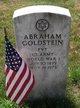 Profile photo:  Abraham Goldstein