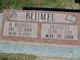 Frances <I>Ackroyd</I> Blumel