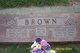 """Olin Willie """"Brownie"""" Brown"""