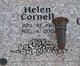 Profile photo:  Helen Cornell