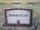 Lillie <I>Kienke</I> Bammerlin