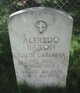 Profile photo:  Alfredo Baron