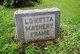 Lowetta <I>Matheny</I> Frame