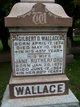 Jane <I>Rutherford</I> Wallace