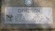 "Valdys Vernon ""Val"" Davidson"