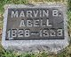 Profile photo:  Marvin B. Abell