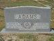 Profile photo:  Macon H. Adams, Sr