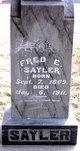 Fred E. Sayler