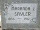 Maranda Jane <I>Barker</I> Sayler