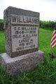 """Lydia M. """"Liddie"""" <I>Sheler</I> Williams"""