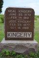 """Corneleous """"Neal"""" Kingery"""