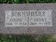 Profile photo:  Henry E Bornsheuer