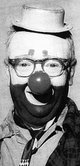 "Profile photo:  Edward Phillips ""Ho-Ho the Clown"" Birchall"