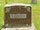 Caroline Bell <I>Douglass</I> Edson