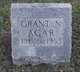 Grant Neal Agar