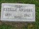 Estelle <I>Gilman</I> Abshire