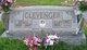 Infant Daughter Clevenger