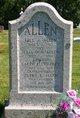 Profile photo:  Julia <I>Dow</I> Allen