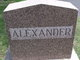 Profile photo:  Dillard Blair Alexander