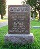 Profile photo:  Eliza Ann <I>Howell</I> Adams
