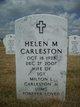Profile photo:  Helen Marie <I>Baring</I> Carleston