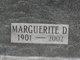 Marguerite Dionycious <I>Shanley</I> Bradley