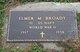 Elmer Morris Broady