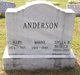 Profile photo:  Mary Esther <I>Chatfield</I> Anderson