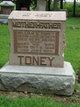 Profile photo:  Mary <I>Moss</I> Toney