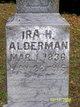 Ira H Alderman