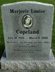 Profile photo:  Marjorie Louise Copeland