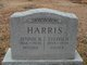 Jennie Black <I>Fleming</I> Harris