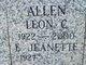 Profile photo:  Leon C Allen