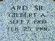 Profile photo:  Gilbert A Ard, Sr
