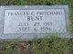 Frances Claudine <I>Pritchard</I> Bunt