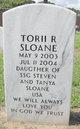 Profile photo:  Torii R Sloane