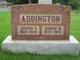 Minnie Margaret <I>White</I> Addington