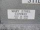 Mary Ethel <I>Conway</I> Stillwell