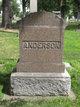 Profile photo:  Carl Alfred Anderson