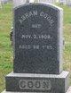 Profile photo:  Abram Coon