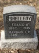 "Frank Wallace "" "" <I> </I> Shelledy,"