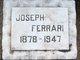 Joseph Ferrari