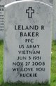 Profile photo:  Leland Ray Baker