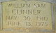 "William ""Sam"" Clinner"