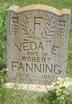 Veda Edna <I>King</I> Fanning