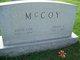 Profile photo:  Frank G. McCoy