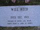 Will Reed