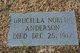 Drucilla <I>Noblin</I> Anderson