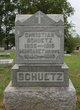 Margaret <I>Scherer</I> Schuetz